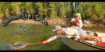 Gunnison River Guides Almont Colorado USA